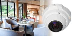 ホテルにカメラを設置、不快感ない監視を実現した事例