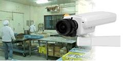 フードディフェンス実現のため食品加工製造ラインに監視カメラを設置した事例