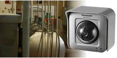 いたずらや盗難を抑制するために機械加工工場にカメラを設置した事例