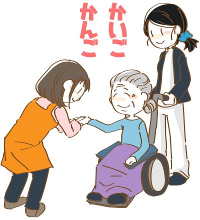 介護と看護