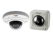 ネットワークカメラ製品イメージ