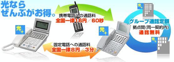 NTTひかり電話サービス