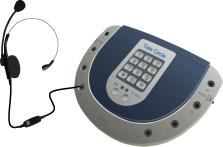 NECテレサークルMT-20A1(ヘッドセット式電話会議端末)