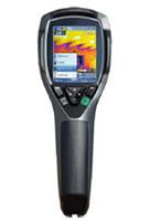 熱画像センサーカメラ(赤外線サーモグラフィー)小型軽量携帯用ガンタイプ